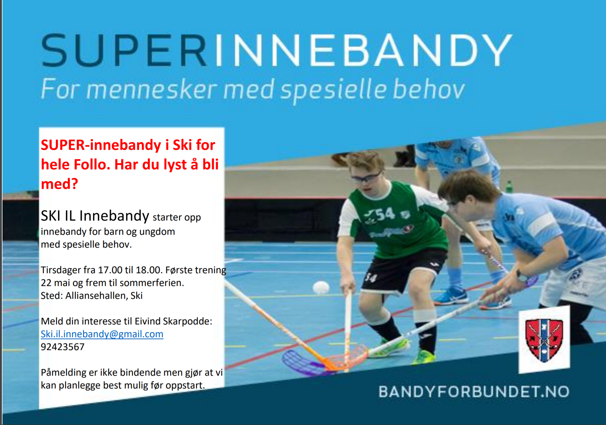 Superinnebandy
